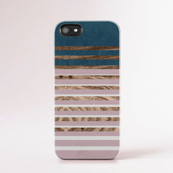 iPhone 6 Plus Case Teal Wood Print Mauve iPhone 6 Case Winter Colors iPhone 5 Case Stripe iPhone Case iPhone Case Navy Minimal Chic
