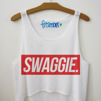 Swaggie. Fresh Tops Crop Top | fresh-tops.com
