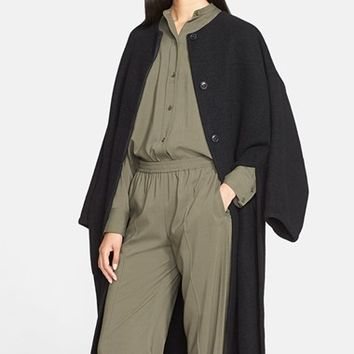 Women's Helmut Lang Double Face Cashmere Coat,