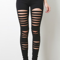 Vicious Slash Leggings