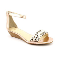 Enzo Angiolini Karezza Womens Open Toe Dress Sandals