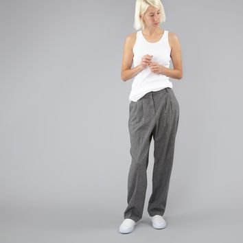 Designers Remix Belfort Wall Pants - Grey Melange