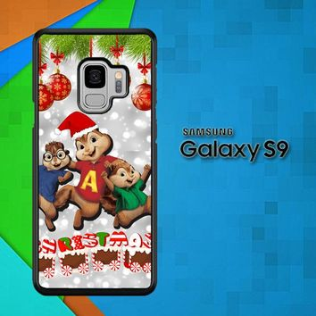 Alvin And The Chipmunks And The Chipettes D0268 Samsung Galaxy S9 Case