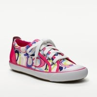 Coach :: New Barrett Poppy Sneaker