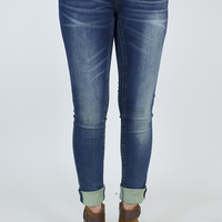 Sleek Stretch Skinny Jean | GRACE in LA