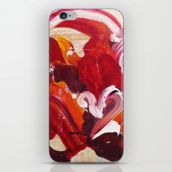 Abstract Painting iPhone Skin by mariameesterart