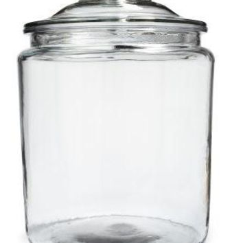 Anchor Hocking 1-Gallon Heritage Hill Jar with Glass Lid