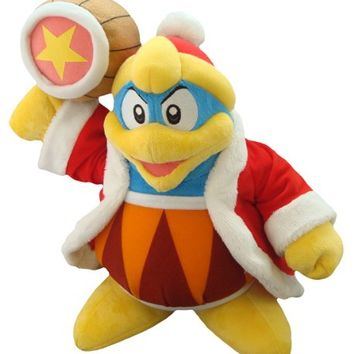 "Kirby Adventure Kirby Plush Doll: 12.6"" - King dedede"