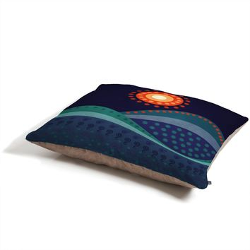Viviana Gonzalez Summer Night Pet Bed