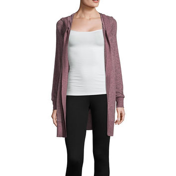 Flirtitude Long Sleeve Cardigan Juniors JCPenney