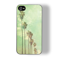 Breezy Palm Tree iPhone Case