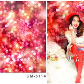 150cm*200cm(5*6.5ft) photography studio Pink walls toys sister Children's photography background CM S-125