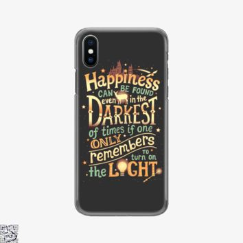 Happiness, Harry Potter Phone Case