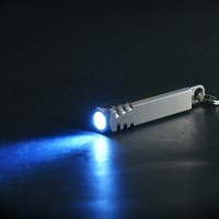 The Pixel – LED Keychain Flashlight