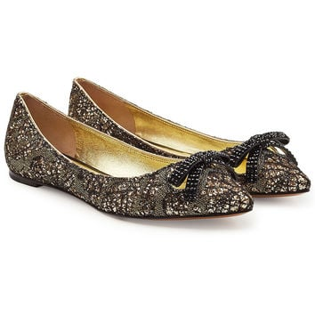 Ornate Ballet Flats - Marc Jacobs | WOMEN | KR STYLEBOP.COM