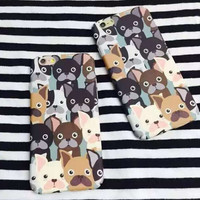 Cool Dog Case for iPhone 5s 5se 6 6s Plus Gift 329