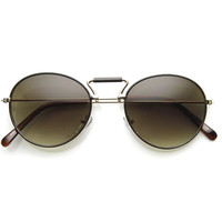 Dapper Vintage Inspired Spectacles Indie Fashion Sunglasses 9114
