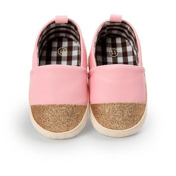 Mena Slip-On Baby Girl Shoes