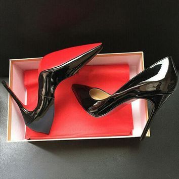 Hot sale Women pumps Red Bottom Shoes High Heels Shoes