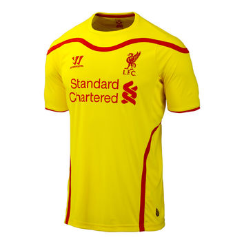 Liverpool Jersey 2014 2015