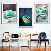 Modern paintings canvas wall decor picture for bedroom kitchen coffee schilderij quadro canvas painting oil art poster home deco