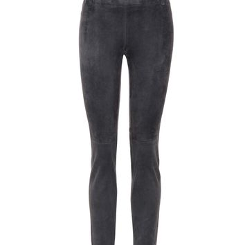 Mick suede trousers
