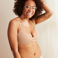 Starts With You Wireless Lightly Lined Bra, Energy