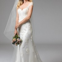 Wtoo by Watters Charley 17717 Wedding Dress