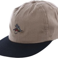 Bohnam Dry Fly Strapback Hat - earth - Free Shipping