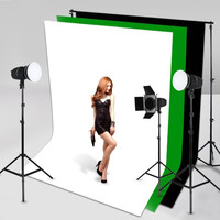 Photo Background 1.6*3M/5*10FT Photography Studio Non-woven Backdrop Background Screen = 1843124740