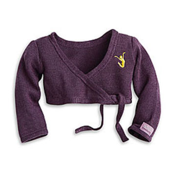 American Girl® : Isabelle's Wrap Sweater for Dolls
