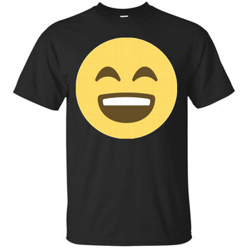 Happy for You Emoji Face T-Shirt