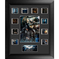 Batman Dark Knight Rises Mini Montage Series 4 Framed Film Cell