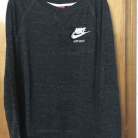 """NIKE"" Woman Autumn Leisure Movement Knitting Cotton Pullover Sweatshirt"