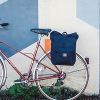 Rolltop pannier bag/backpack | Penny by VELOTTON