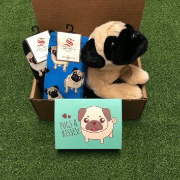 Pugs & Kisses Care Package