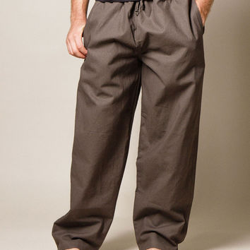 Arjuna Hemp Drawstring Pants