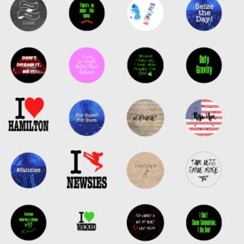 Buttons Of Broadway - 2017