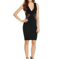 Valerie Lace Body-Con Dress