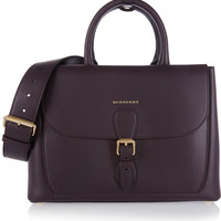 Burberry London - London medium leather tote