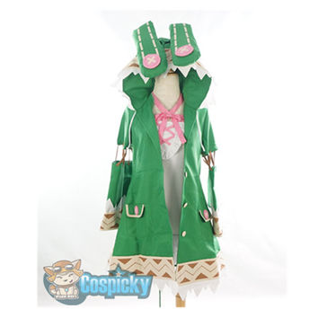 Date A Live - Yoshino Cosplay Costume CP151834