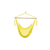 Patio Bliss Island Rope Chair - Yellow - Yellow