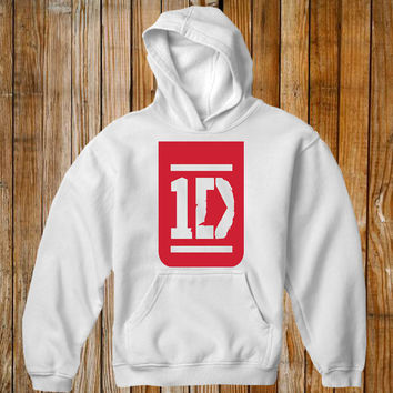 one direction favorite design by Hooded Sweatshirt