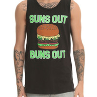 Suns Out Buns Out Tank Top