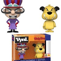 Hanna Barbera - Muttley & Dastardly Vynl | SDCC 2018 US Excl Pop! Vinyl [RS]
