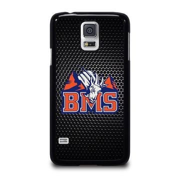 bms blue mountain state samsung galaxy s5 case cover  number 1