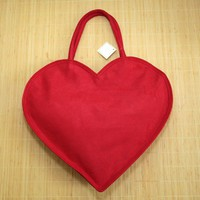 Erin Fetherston for Target Heart Bag (Red)