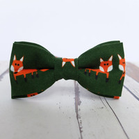 #bowtie #fox  #trending #autumn #magic #funnybowtie #bartekdesign