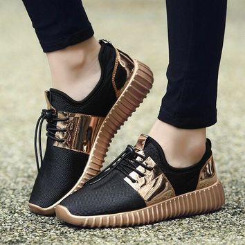 Ready Stock Adidas Womens/Mens Casual Sport Sneakers Yeezy Shoes