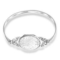 Bling Jewelry Take a Peek Bangle